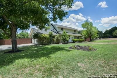 Castle Hills Single Family Home For Sale: 103 Shalimar Dr