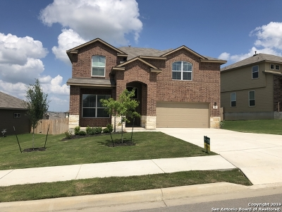 Cibolo Single Family Home For Sale: 524 Saltlick Way