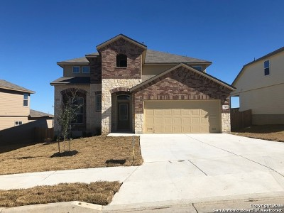 Cibolo Single Family Home For Sale: 520 Saltlick Way