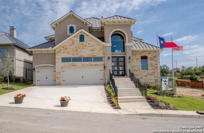 San Antonio Single Family Home For Sale: 16014 Villa Basilica