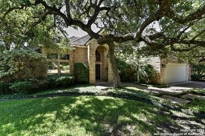 San Antonio Single Family Home Active RFR: 19202 Kristen Way