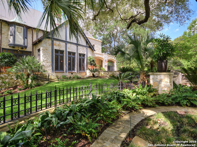 San Antonio Single Family Home For Sale: 306 E Hermosa Dr