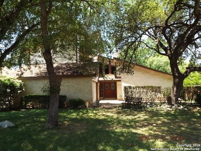 Single Family Home For Sale: 16707 Canyon Ledge St