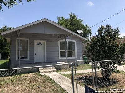 San Antonio Single Family Home Price Change: 133 Colby St