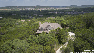 Helotes Single Family Home For Sale: 15656 Escarpment Oak