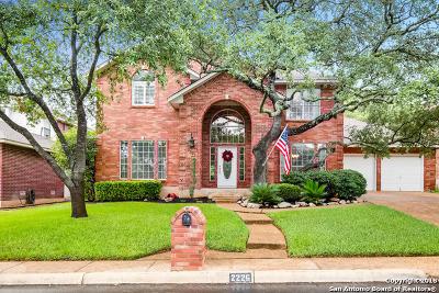 San Antonio Single Family Home Back on Market: 2226 Fawnfield Ln