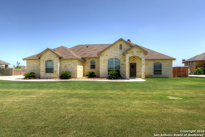 Guadalupe County Single Family Home Price Change: 1427 Prairie Flower