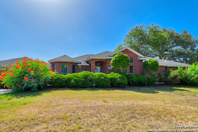 Single Family Home For Sale: 2750 Fm 1516