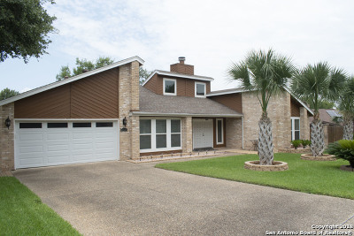 Single Family Home For Sale: 8527 Pegasus Dr