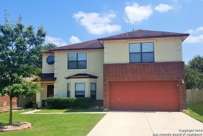 San Antonio Single Family Home For Sale: 2310 Gold Holly Pl