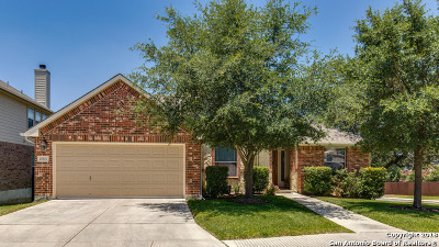 San Antonio Single Family Home Back on Market: 25851 Beautyberry