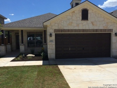 Boerne Single Family Home For Sale: 119 Dover Downs