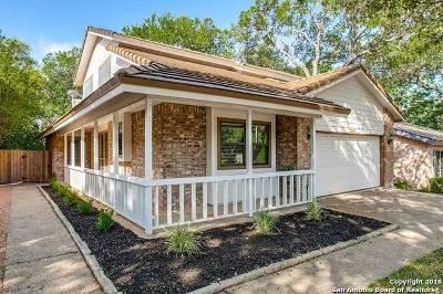 San Antonio TX Single Family Home Price Change: $245,000