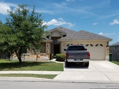 Converse Single Family Home For Sale: 10039 Red Iron Crk