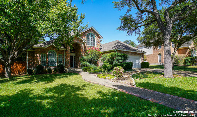 San Antonio Single Family Home Price Change: 28 Inwood Heights Dr