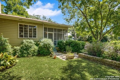 Alamo Heights Rental For Rent: 702 Patterson