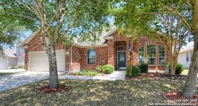 Schertz Single Family Home For Sale: 3712 Pebble Beach