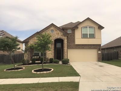 Schertz Single Family Home For Sale: 2917 Mistywood Ln