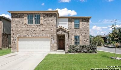 Boerne Single Family Home For Sale: 26302 Presidio Bluff