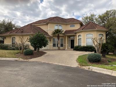 San Antonio Single Family Home For Sale: 18930 Calle Cierra