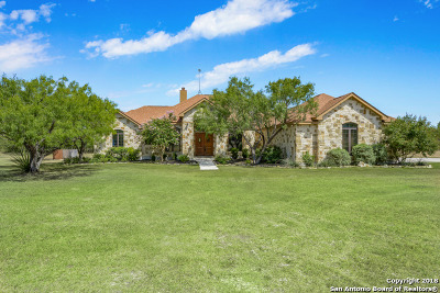 Castroville Single Family Home Price Change: 320 Fm 1343
