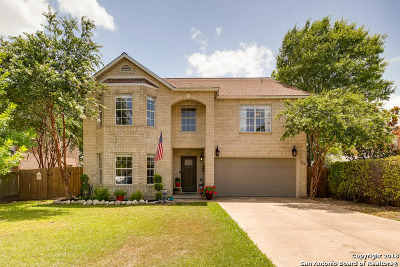 Schertz Single Family Home Price Change: 2936 Candleberry Dr