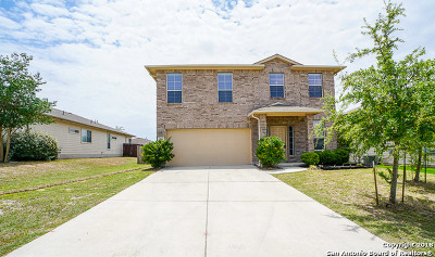 Cibolo Single Family Home For Sale: 740 Fountain Gate