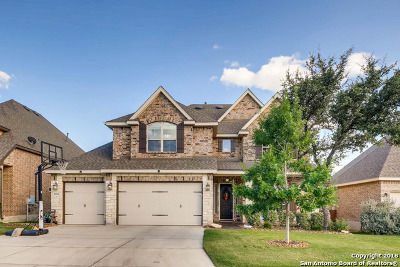 Boerne Single Family Home For Sale: 8124 Hyacinth Trace
