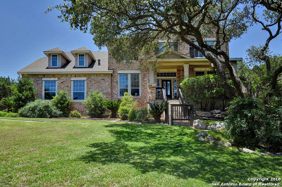 San Antonio Single Family Home For Sale: 727 Ridge Trace