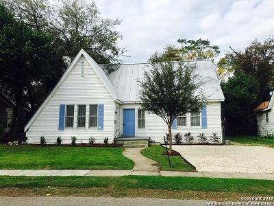 Single Family Home Back on Market: 1913 Santa Anna