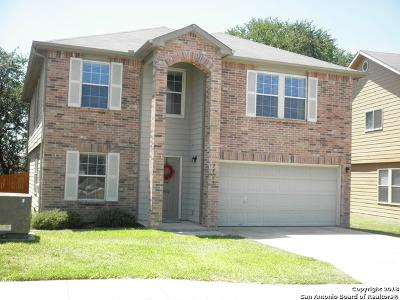 San Antonio Single Family Home For Sale: 24703 Magnolia Falls