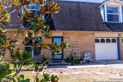 Boerne Single Family Home For Sale: 105 Cibolo Ave