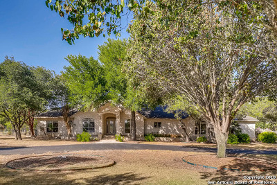 Fair Oaks Ranch Single Family Home Active RFR: 31786 Scarteen