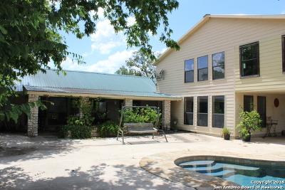 Seguin Single Family Home For Sale: 451 Anderson Hill