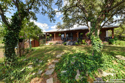 Hondo Single Family Home For Sale: 1002 Cr 242