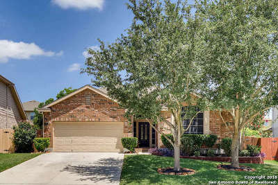Schertz Single Family Home Active RFR: 2729 Abaccus Ct