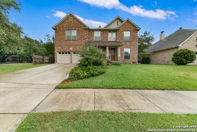 Schertz Single Family Home For Sale: 2532 Melville Ln