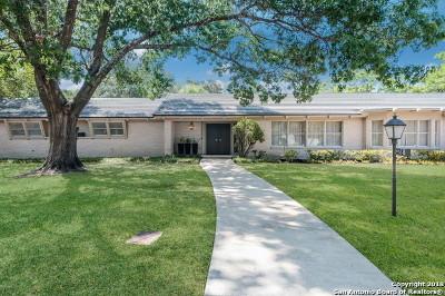 San Antonio Single Family Home New: 128 Lou-Jon Circle