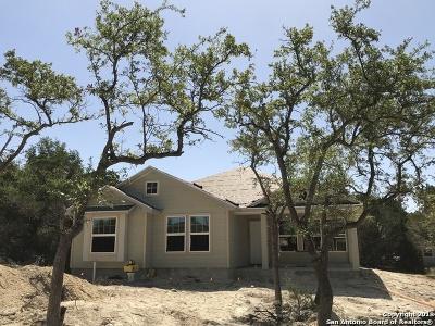Canyon Lake Single Family Home For Sale: 269 Buck Run Pass
