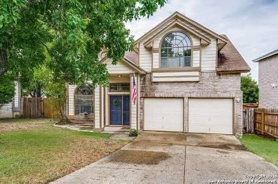 San Antonio Single Family Home New: 1114 Oak Path