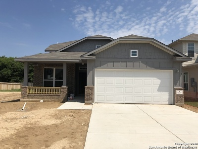 Single Family Home For Sale: 8227 Breezy Cove