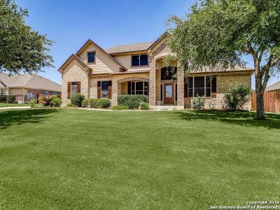 Guadalupe County Single Family Home For Sale: 3327 Harvest Hill Blvd