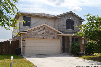 Cibolo Single Family Home New: 2805 Crusader Bend