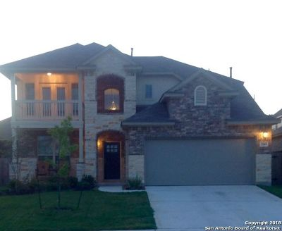 Cibolo Single Family Home New: 2941 Sunridge Rd