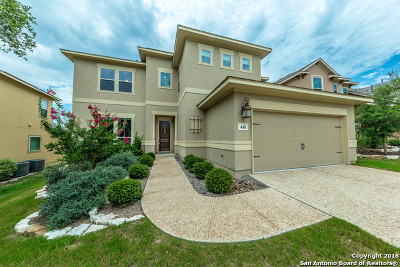 Single Family Home For Sale: 410 Tranquil Oaks
