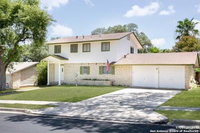 San Antonio Single Family Home Back on Market: 518 Indigo St