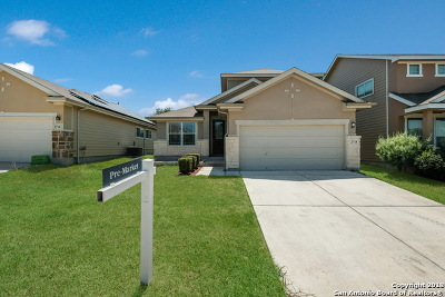 Single Family Home For Sale: 2718 Night Star
