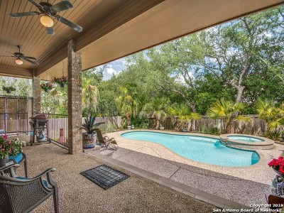 San Antonio Single Family Home New: 18218 Newcliff
