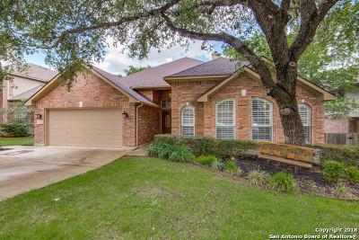 Schertz Single Family Home For Sale: 2432 Woodbridge Way