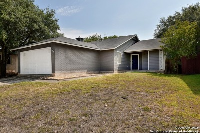 Single Family Home Back on Market: 9738 Meadow Branch